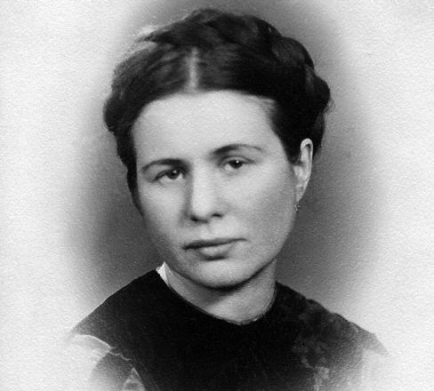 Patronka szkoły Irena Sendlerowa
