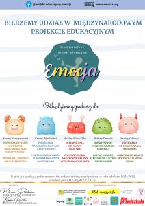 Międzynarodowy Projekt Edukacyjny EMOCJA